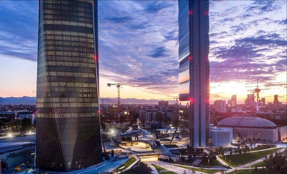 Inaugurazione in City Life con Trentodoc per la Milano Wine Week