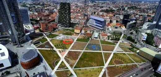 Parco Biblioteca degli Alberi, l'inaugurazione sarà sabato 27 ottobre!