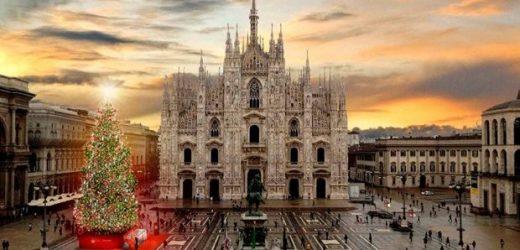 5 dicembre si accendono le luci dell'albero di Natale in piazza Duomo!