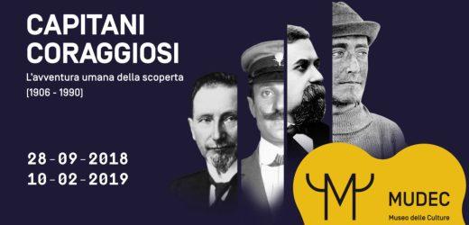 Capitani Coraggiosi al Mudec di Milano