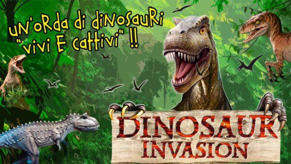 Dinosaur Invasion e Immaginaria