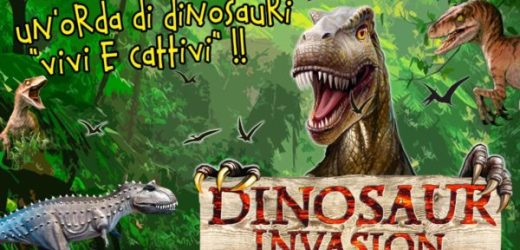 Dinosaur Invasion e Immaginaria