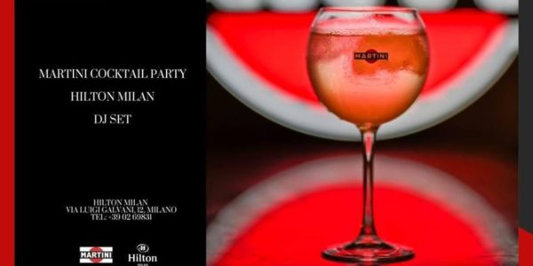 Fashion Martini Party  – New Opening Ball Room