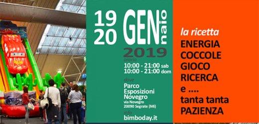 Bimboday 2019 – gonfiabili, divertimento e spettacoli per due giorni di festa!