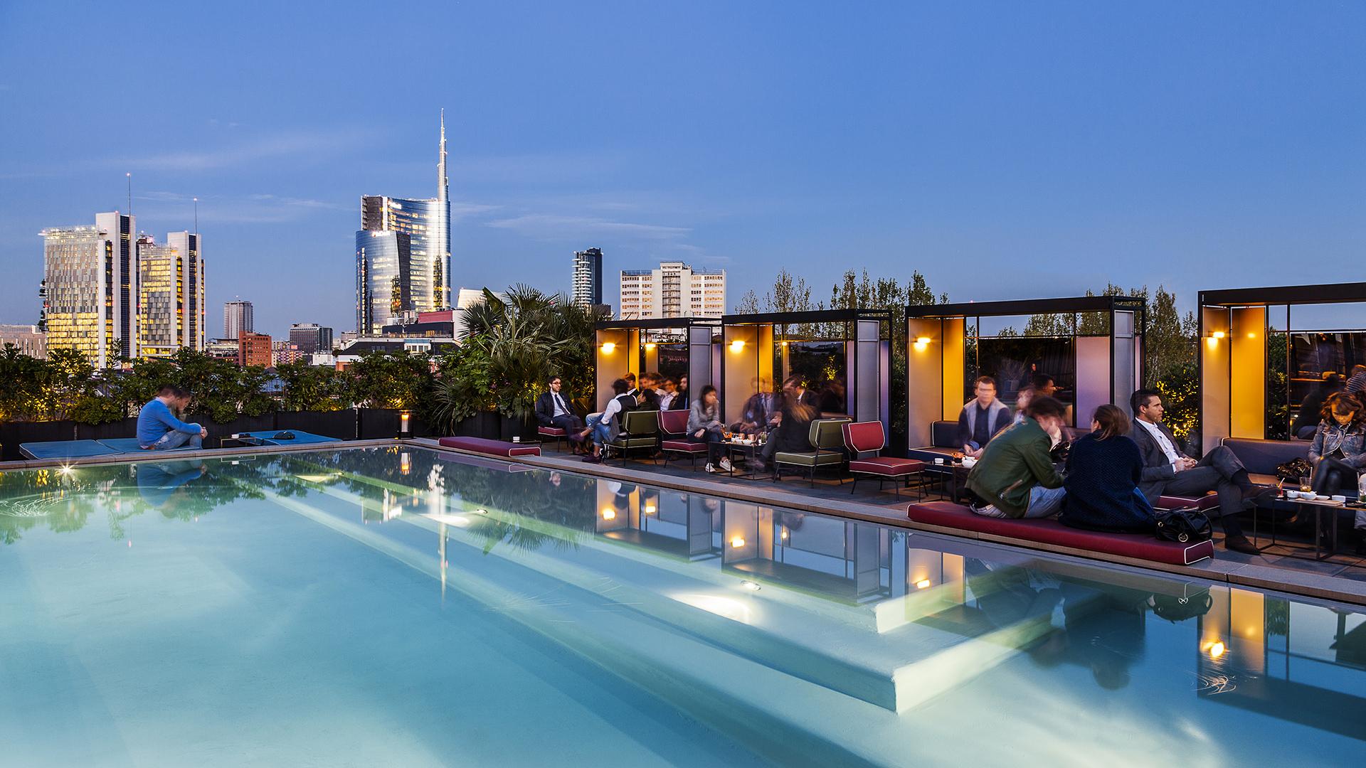 Le più belle terrazze di Milano