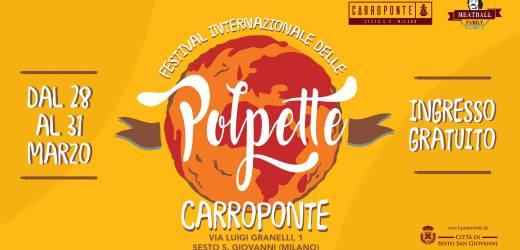 Festival Internazionale delle Polpette – Carroponte