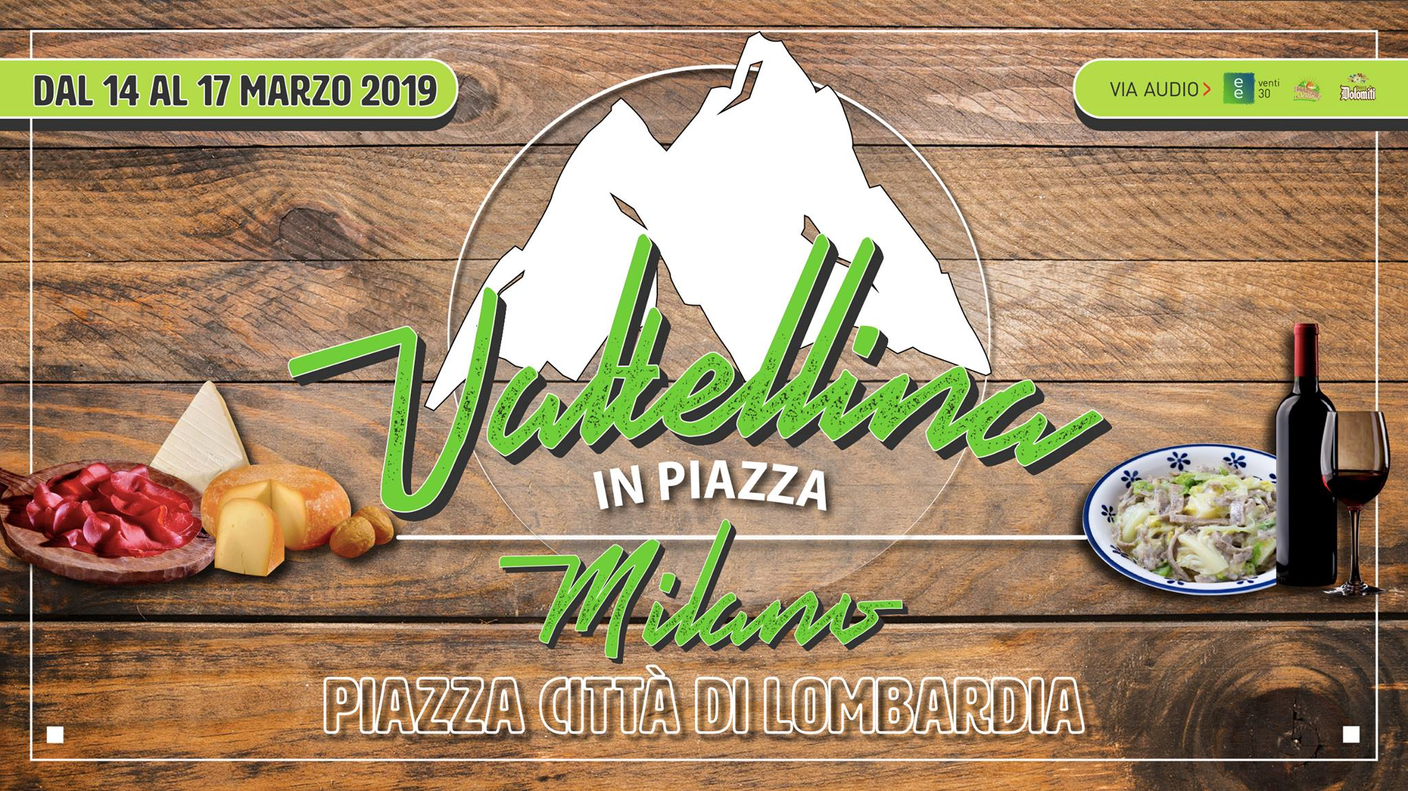 Valtellina in piazza