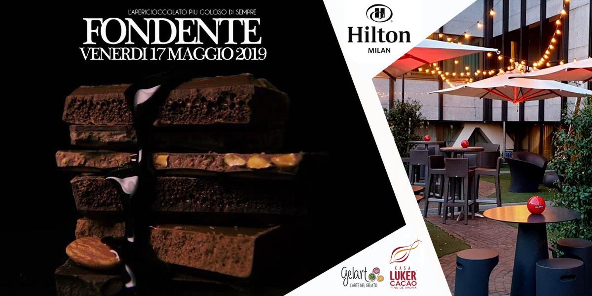 CFM / FONDENTE @ HILTON HOTEL | Aperitivo al Cioccolato