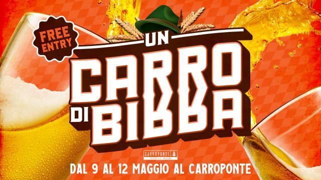 Beer Festival al Carroponte – Free Entry