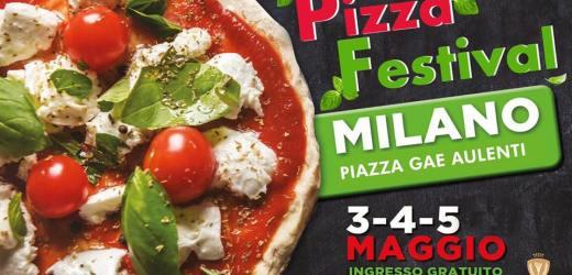 Pizza Festival Milano – Piazza Gae Aulenti