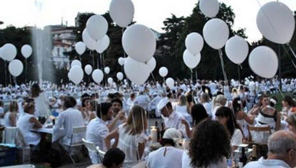 CFM / Milano Fashion Week – White Party al Fifty 55 Five