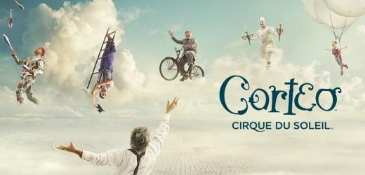 CORTEO Cirque du Soleil a Milano nel 2019