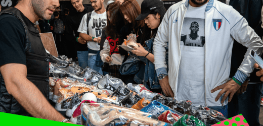 Arriva in Italia la seconda edizione di SNEAKERNESS