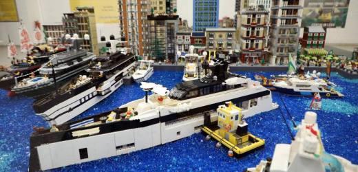 Milano, ecco la maxi mostra dedicata ai Lego