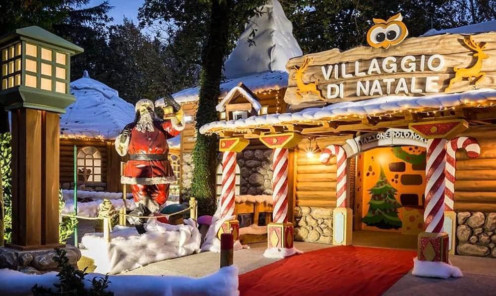 Apre a Milano il Villaggio di Natale più grande d'Italia