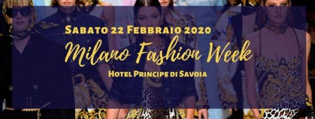 Milan Fashion Week - After Party @Hotel Principe di Savoia