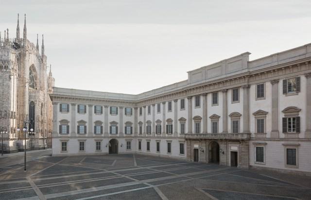 Riapertura di Palazzo Reale dal 28 maggio