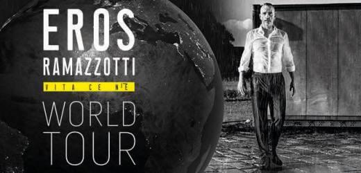 Eros Ramazzotti in concerto – Teatro Antico di Taormina