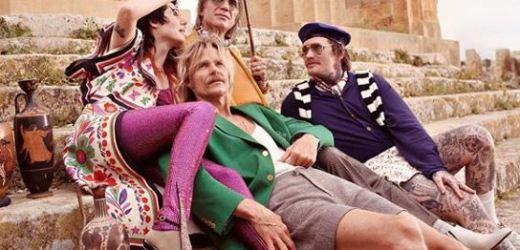 Gucci e la Sicilia, Selinunte nel nuovo spot