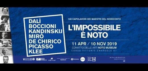 Mostra d'arte: L'impossibile è Noto