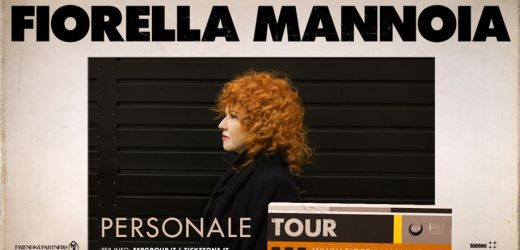 Fiorella Mannoia Combattente il tour a Ragusa Taormina, Palermo