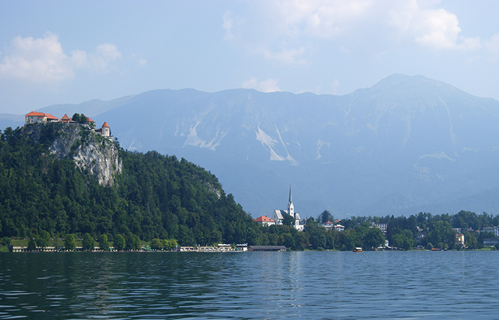 Bled: The Swan Lake - Cosamimettooggi
