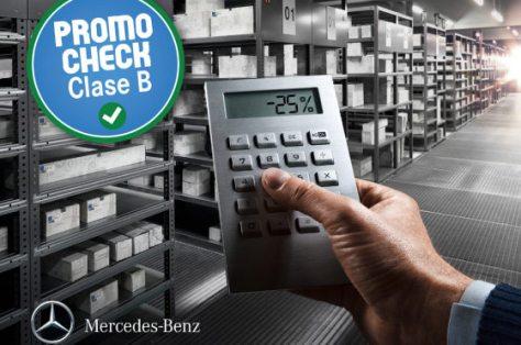 Posventa: Mercedes-Benz lanzó una promoción para propiestarios de Clase B
