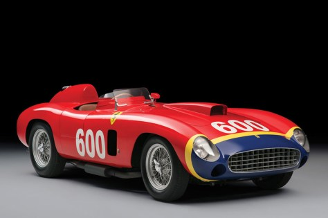 Ferrari 290 MM Scaglietti ex Fangio