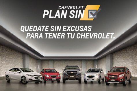 Chevrolet Plan SIN