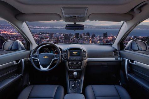 Chevrolet Captiva MY 2017