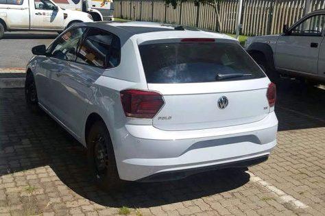 VW Nuevo Polo HB
