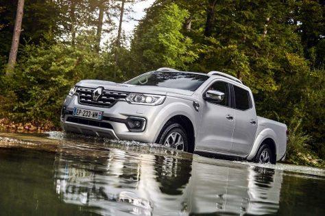Renault Alaskan para Europa