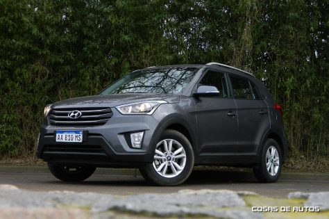 #Test: Cosas de Autos probó la Hyundai Creta Connect AT