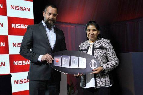 #RSE: una Nissan Frontier a disposición de la Fundación Margarita Barrientos