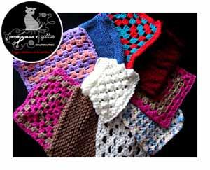 Donación realizada a Entre agujas y patitas | Foto: http://entreagujasypatitas.blogspot.com.es