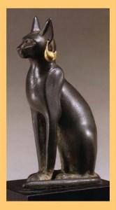 A partir del culto de la diosa Bastet, matar a un gato podía suponer la pena de muerte