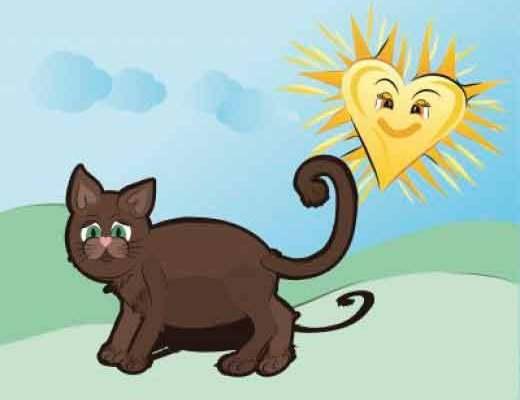 Los golpes de calor en los gatos pueden ser mortales