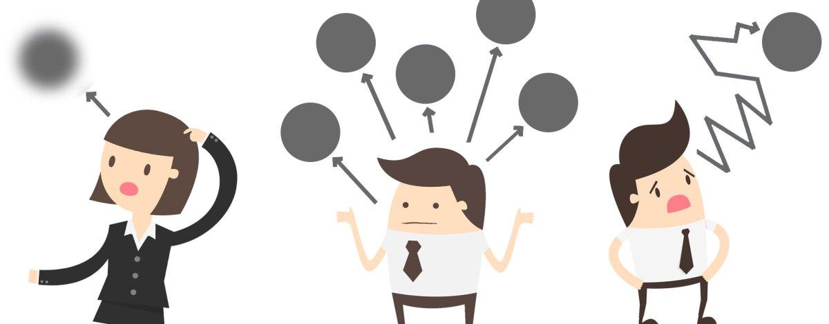 Confusión, exceso de opciones o dificultad perceptual
