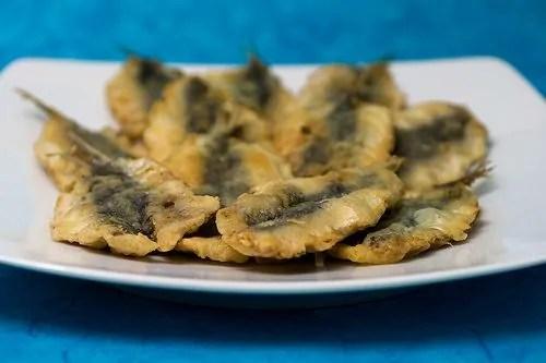 Le sardine fritte allinguate per una storia d'amore lunga 32 anni…