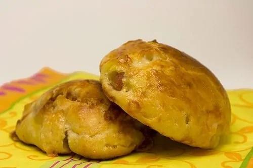 Panini rustici alle patate