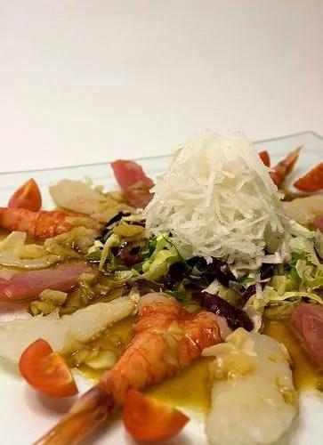 Il Sashimi new Style, e il passaggio dai Ricci al Giappo…