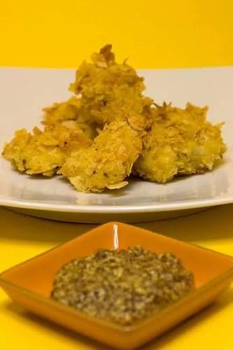 Pollo croccante alla Paprika senza paprika