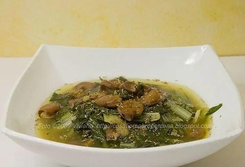 Una zuppa tradizionale siciliana dal nome curioso: Le fave a cunigghiu