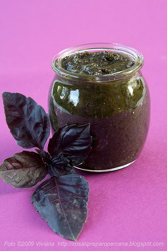 Insalata di Polpo Fashion e Patate al Pesto verde di basilico Viola