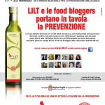 lilt e i menù all'olio d'oliva