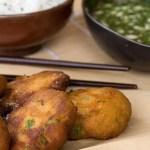 frittelle o polpette di pesce thai