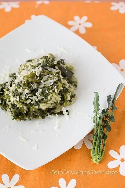 Col cavolo ti faccio il risotto, ed anche con la ricotta salata.