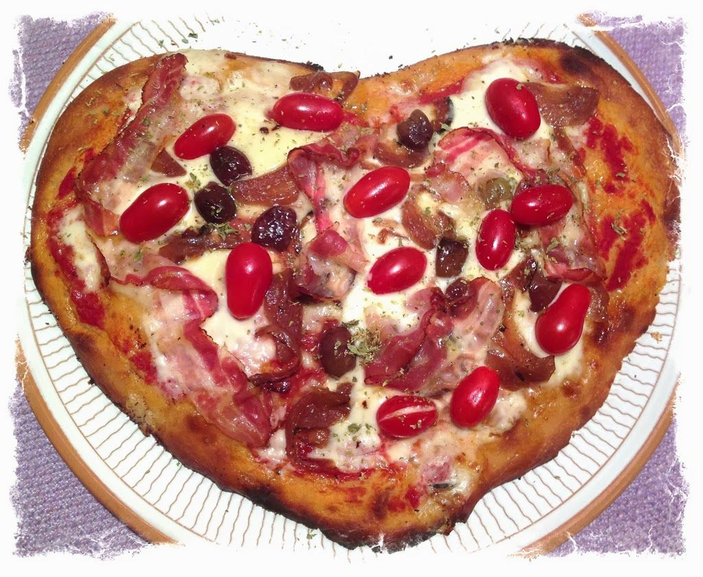 La mia pizza Preferita… C'è Post per te ♥