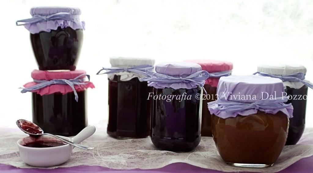 marmellate uva fragola