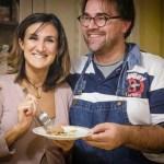 ricette friulane preparare da Viviana e Giuliano